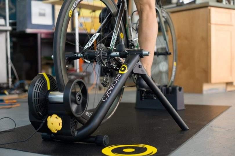 A Look At Cycleops Magnus Smart Indoor Bike Trainer Smart Bike