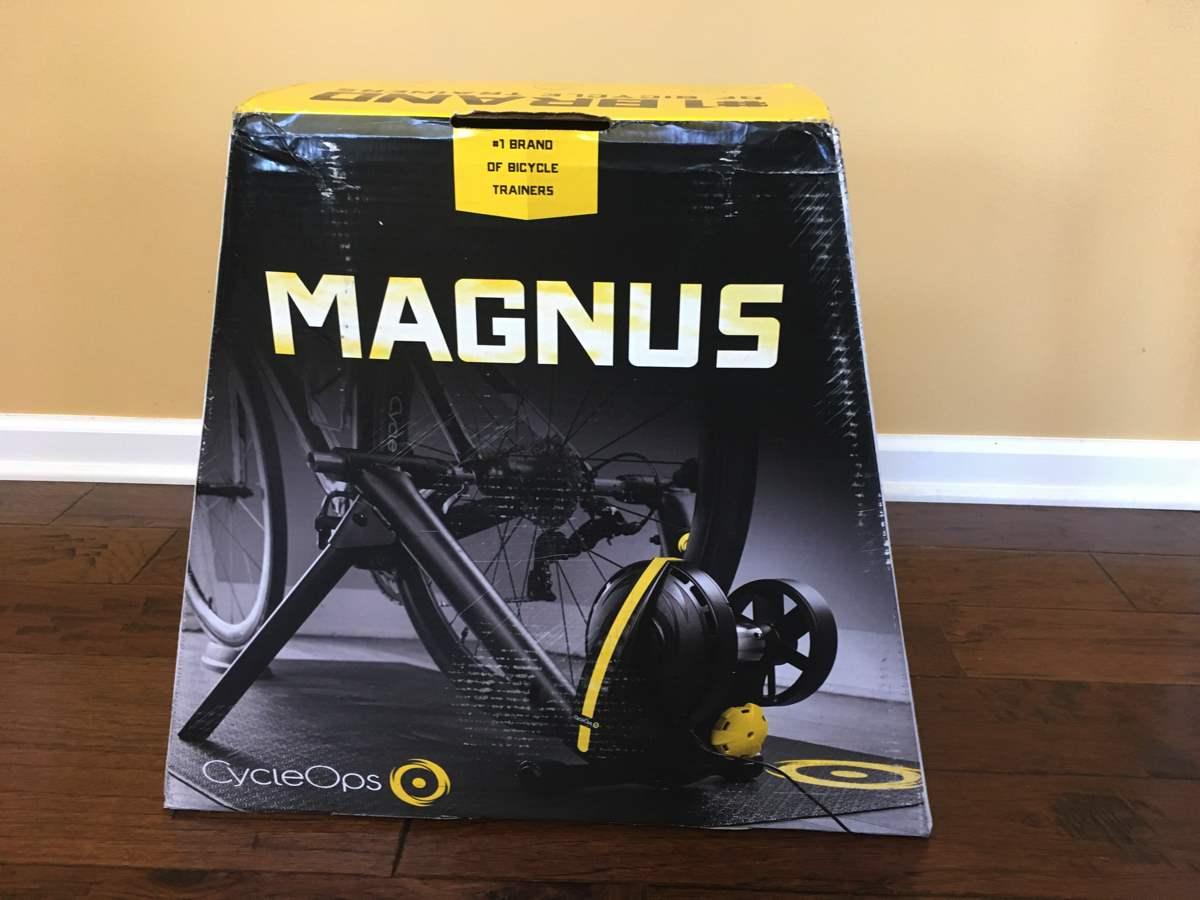 Hands On The New Cycleops Magnus Interactive Indoor Smart Bike