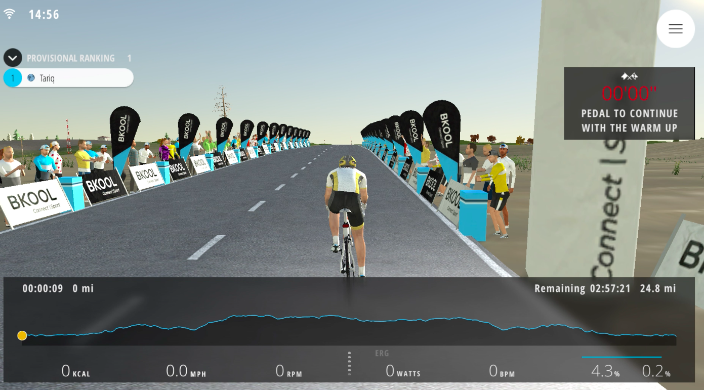 Riding Real Courses: How to Create and Ride Real Courses