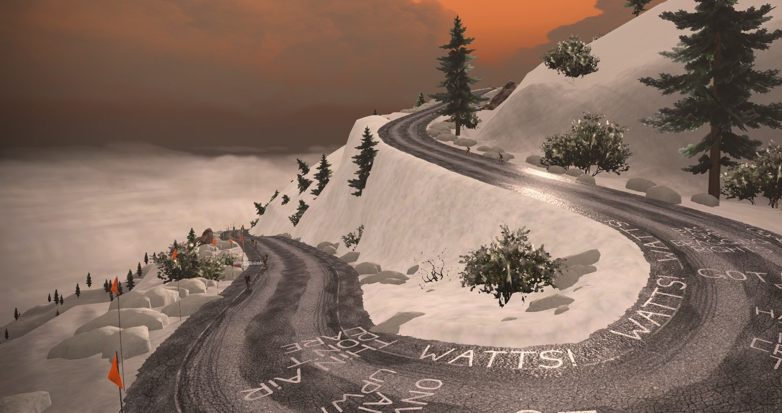 Zwift Releases The Biggest Expansion To Watopia Yet Alpe