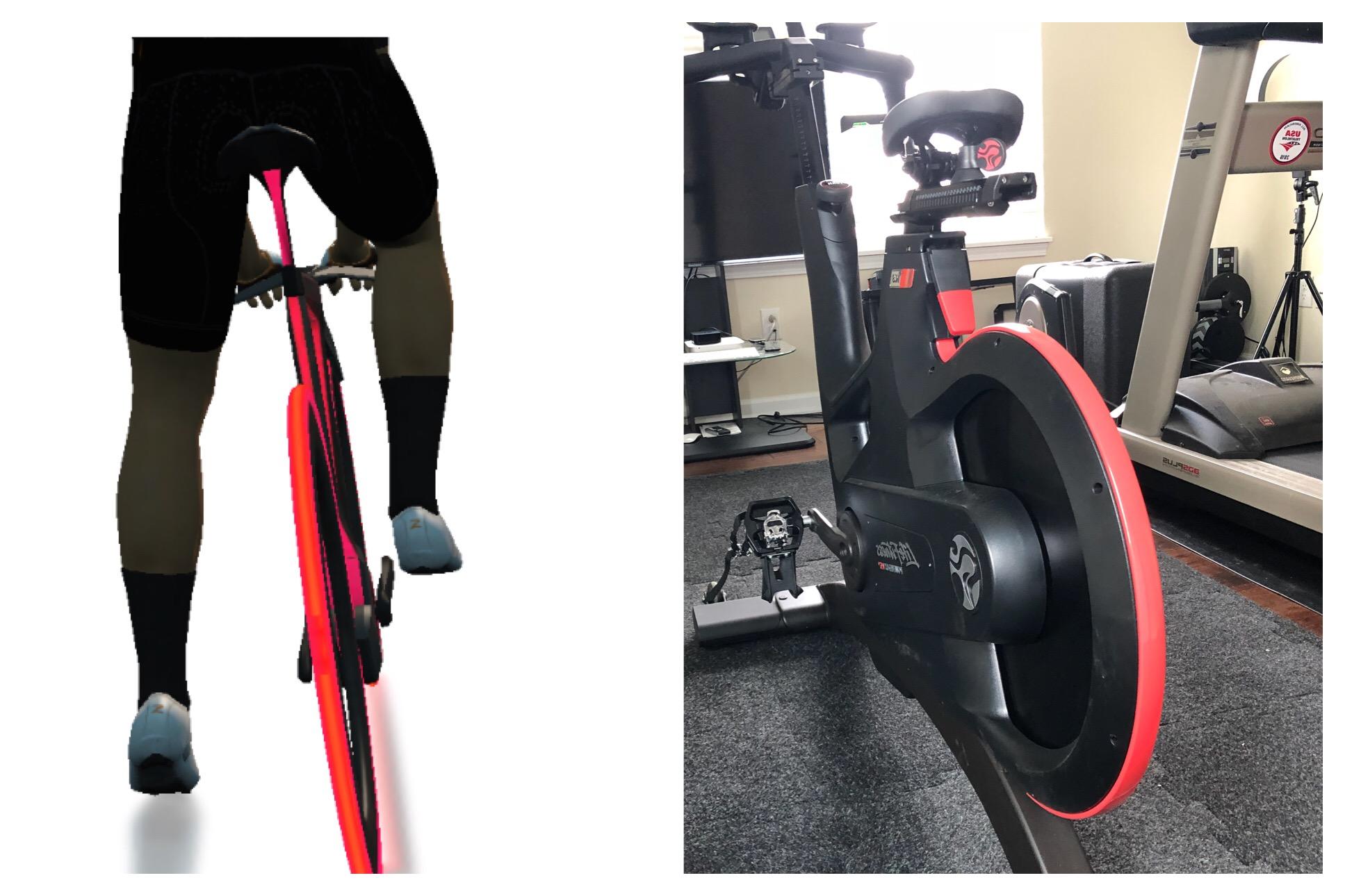 LifeFitness IC8 Indoor Bike Hands-On Review | SMART Bike