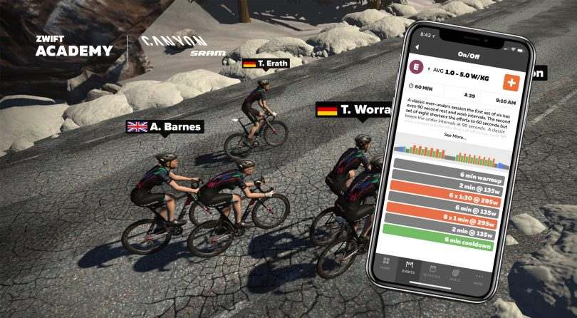 Zwift Updates The Companion App with Workout Details | SMART