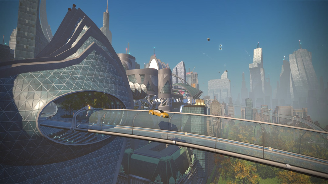 Zwift Unveils A Futuristic New York City Virtual World