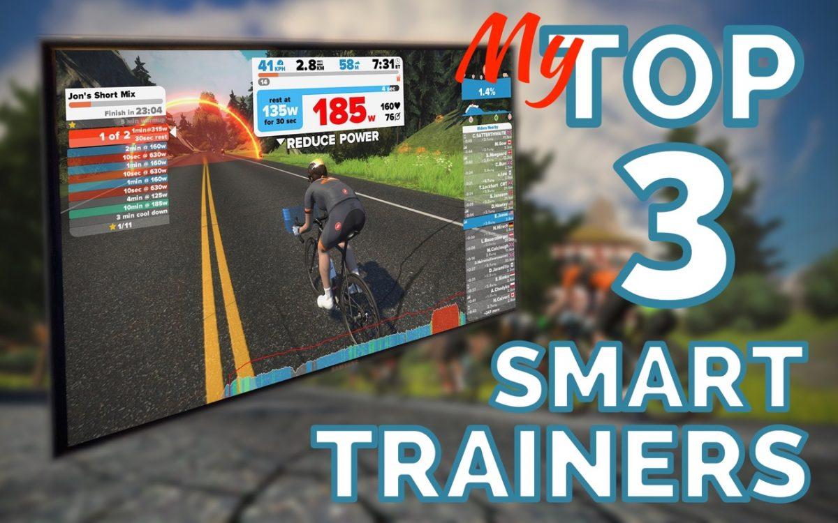 My Top 3 Smart Bike Trainers For Zwift - 2018 Edition   SMART Bike