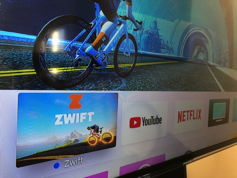 Users Are Locked Out of Zwift On Apple TV | SMART Bike Trainers