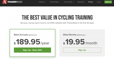 Indoor Cycling Apps | Smart Bike Trainers