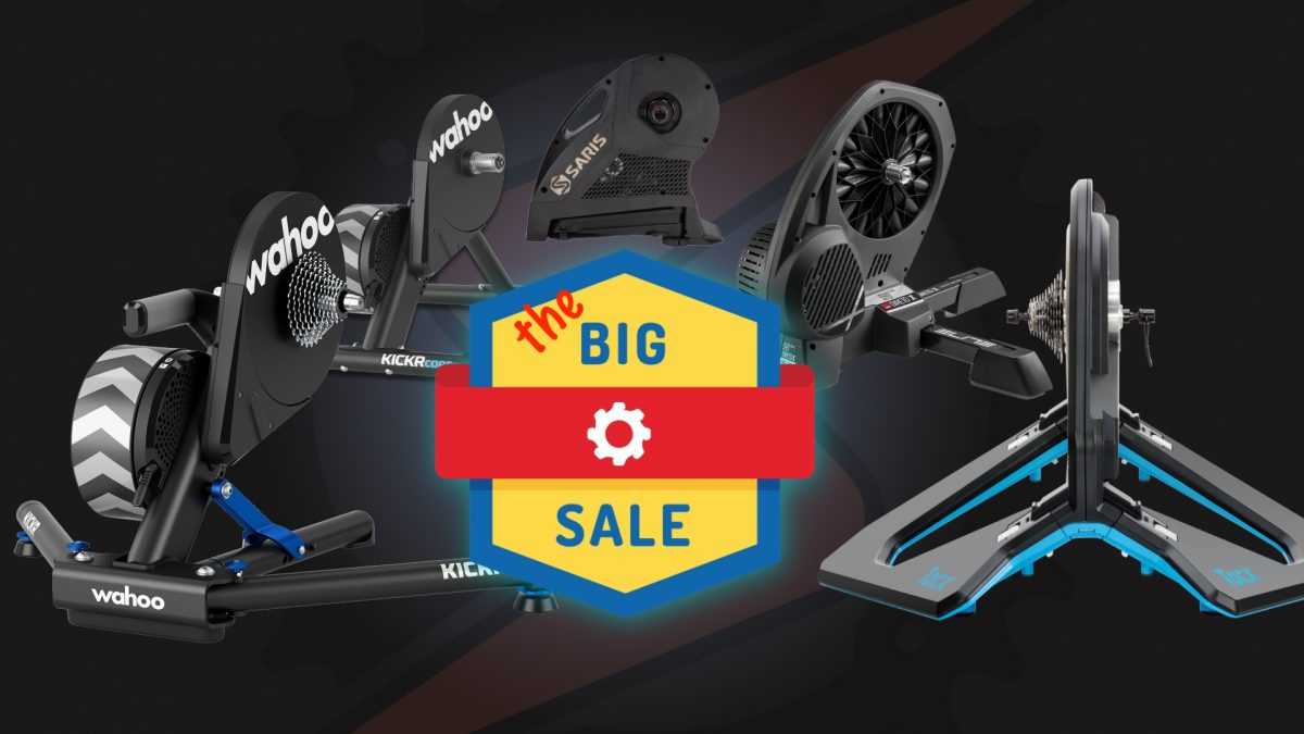 Black Friday 2019 Best Smart Trainers Deals And More Smart Bike Trainers